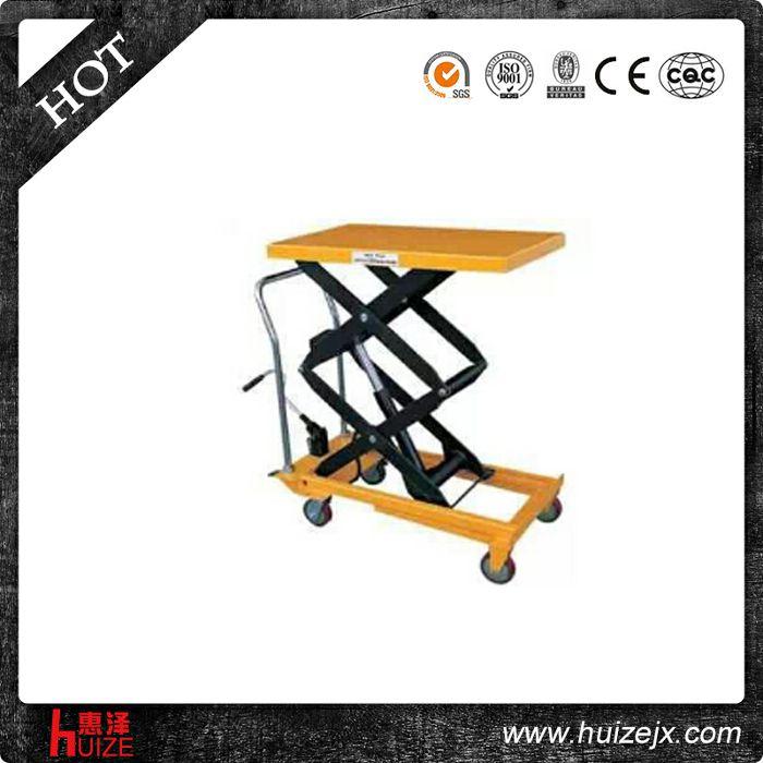 手动移动式工具车