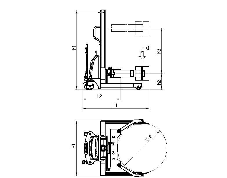 新发明:自动夹纸机器人,国际通用先进的自动夹纸机!