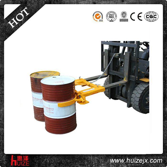 叉车专用油桶夹(2个桶,只适合铁桶)