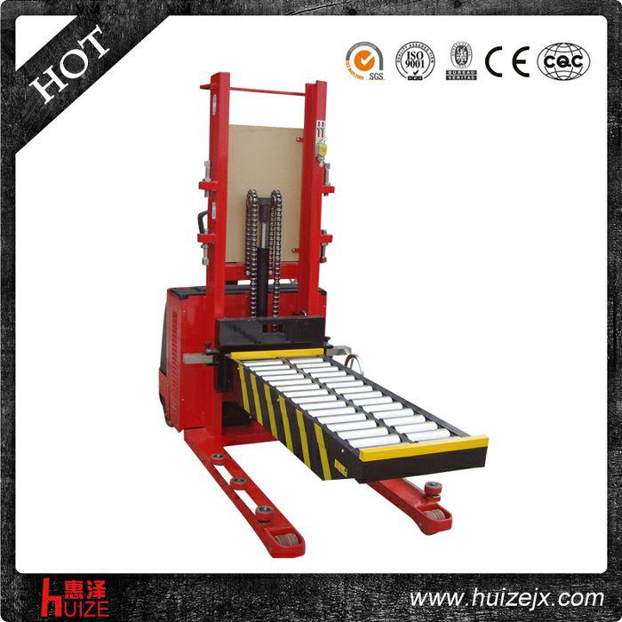 冶炼行业专用滚筒式全电动堆高车