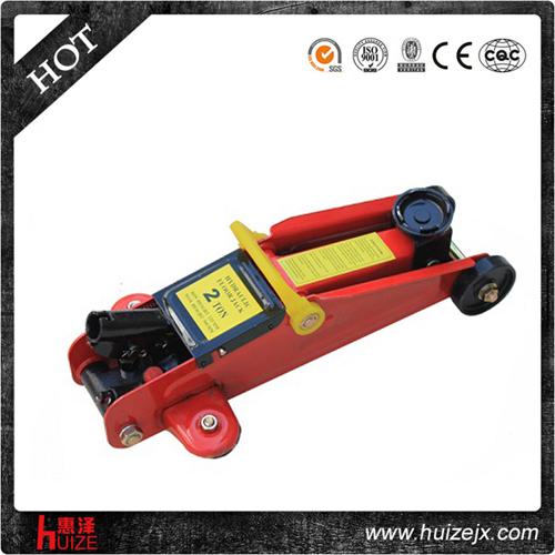 卧式液压千斤顶(QK10-580)