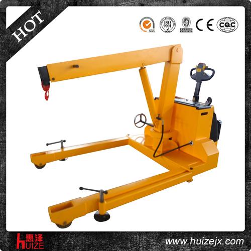自行走吊车SDC -1T(电动搬运车式)