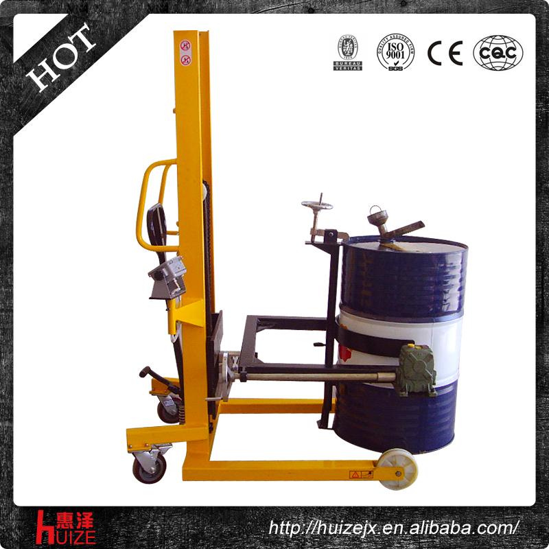 可倾式油桶车(重型)