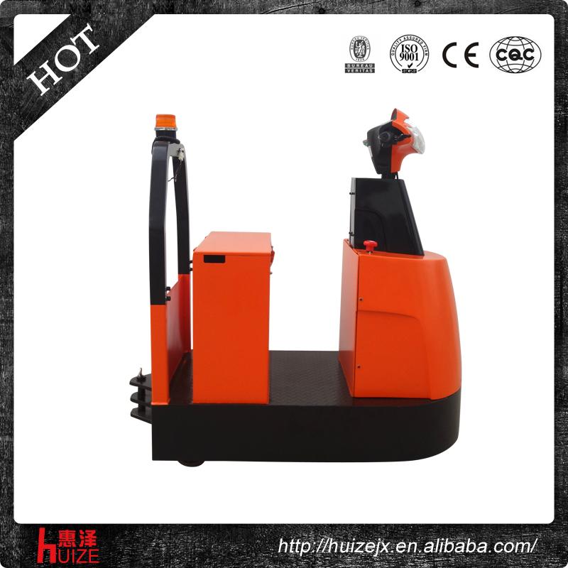 电动牵引车 座驾式电瓶牵引车
