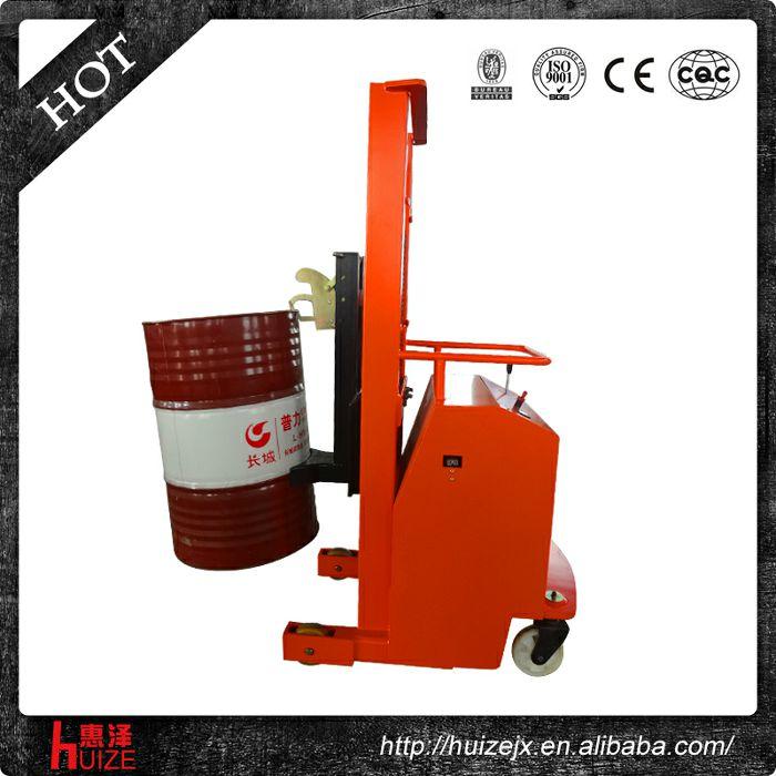 半电动配重油桶车