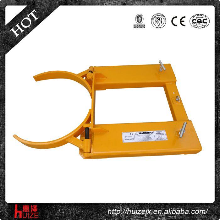 HZDG40叉车专用油桶搬运夹(单桶,铁桶)